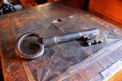 Κλειδί σιταποθηκών Στοκ εικόνα με δικαίωμα ελεύθερης χρήσης