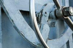 Κλειδαριά επάνω σφιχτά στοκ εικόνα με δικαίωμα ελεύθερης χρήσης