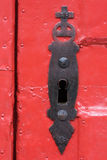 Κλειδαριά σιδηρουργείων Στοκ φωτογραφία με δικαίωμα ελεύθερης χρήσης