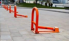 Κλειδαριά χώρων στάθμευσης Στοκ Εικόνες