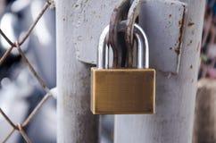 Κλειδαριά Στοκ Φωτογραφίες