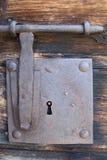 Κλειδαριά Στοκ φωτογραφία με δικαίωμα ελεύθερης χρήσης