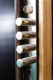 Κλειδαριά Cylender στοκ εικόνες με δικαίωμα ελεύθερης χρήσης