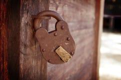 Κλειδαριά Jamestown Στοκ εικόνα με δικαίωμα ελεύθερης χρήσης