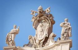 Κλειδιά Αγίου Peter στοκ εικόνα