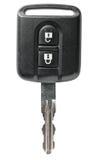 Κλειδιά αυτοκινήτων Στοκ Εικόνες
