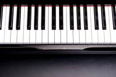 Κλειδιά πιάνων Στοκ φωτογραφία με δικαίωμα ελεύθερης χρήσης