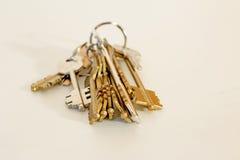 Κλειδιά Στοκ φωτογραφία με δικαίωμα ελεύθερης χρήσης