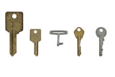Κλειδιά. Στοκ φωτογραφία με δικαίωμα ελεύθερης χρήσης