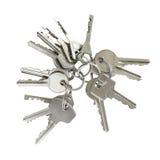 Κλειδιά. στοκ εικόνα