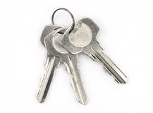 Κλειδιά Στοκ Φωτογραφία
