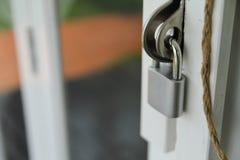 κλειδωμένο λουκέτο Στοκ Φωτογραφία
