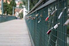 κλειδώματα Στοκ εικόνες με δικαίωμα ελεύθερης χρήσης