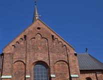 κληρονομιά ένα της Δανίας καθεδρικών ναών του 2009 ληφθείς άνοιξη κόσμος περιοχών του Ρόσκιλντ Στοκ Εικόνες
