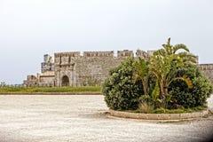 κληρονομιά ΙΙ κάστρων frederick κόσμος της ΟΥΝΕΣΚΟ των Συρακουσών περιοχών της Ιταλίας maniace Σικελία Στοκ Φωτογραφίες