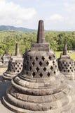 Κληρονομιά Borobudur σε Yogyakarta, Ινδονησία Στοκ Φωτογραφίες