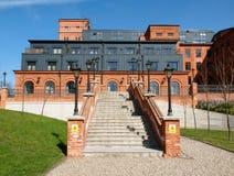 Κληρονομιά Scheibler εργοστασίων Στοκ εικόνες με δικαίωμα ελεύθερης χρήσης