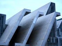 Κλιμένη στέγη για τη διακόσμηση Στοκ φωτογραφίες με δικαίωμα ελεύθερης χρήσης