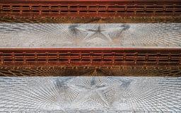 Κλιμακοστάσιο αστεριών του Τέξας Στοκ Φωτογραφία