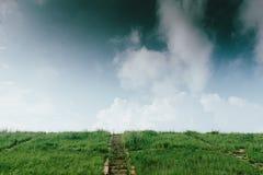 Κλιμακοστάσιο στον ουρανό 2 στοκ φωτογραφία