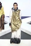 Κλιμακωτή επίδειξη μόδας Στοκ Εικόνες