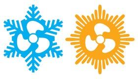 Κλιματισμός ι Στοκ φωτογραφίες με δικαίωμα ελεύθερης χρήσης