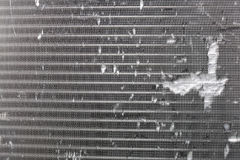 Κλιματισμός μερών αντικατάστασης Στοκ Φωτογραφία