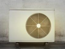 Κλιματιστικό μηχάνημα συμπιεστών Στοκ Φωτογραφία