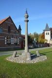 Κλοιός δέκατου όγδοου αιώνα σε Gestel, Berlaar Στοκ Εικόνες