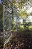Κλουβί μετάλλων Στοκ εικόνα με δικαίωμα ελεύθερης χρήσης
