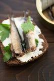 κλυπέες σάντουιτς στοκ φωτογραφίες