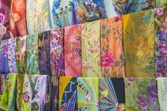 Κλωστοϋφαντουργικό προϊόν Batique Στοκ φωτογραφίες με δικαίωμα ελεύθερης χρήσης