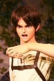 Κλώνος-oid-μην κλωνοποιήστε της Ellen jaeger από Shingeki κανένα Kyojin Στοκ Φωτογραφία