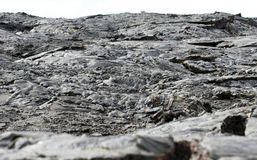 λάβα τοπίων ροής Στοκ εικόνες με δικαίωμα ελεύθερης χρήσης