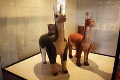 Λάμα Incas στοκ εικόνα με δικαίωμα ελεύθερης χρήσης
