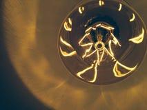 Λάμπα φωτός αναδρομική Στοκ Εικόνα