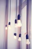 Λάμπα φωτός γιρλαντών Iful στοκ εικόνα με δικαίωμα ελεύθερης χρήσης