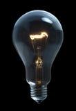 Λάμπα φωτός Στοκ φωτογραφία με δικαίωμα ελεύθερης χρήσης