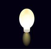 Λάμπα φωτός διανυσματική απεικόνιση