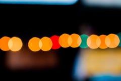 Λάμπες φωτός πολύ χρώμα Στοκ εικόνες με δικαίωμα ελεύθερης χρήσης