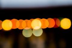 Λάμπες φωτός πολύ χρώμα Στοκ φωτογραφίες με δικαίωμα ελεύθερης χρήσης