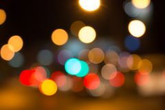 Λάμπες φωτός πολύ χρώμα Στοκ Εικόνες