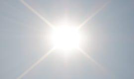 λάμποντας ήλιος Στοκ εικόνες με δικαίωμα ελεύθερης χρήσης