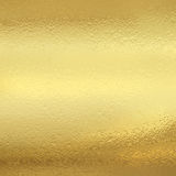 Λάμποντας χρυσό φύλλο αλουμινίου Στοκ φωτογραφίες με δικαίωμα ελεύθερης χρήσης