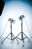 Λάμψη στούντιο στοκ φωτογραφία με δικαίωμα ελεύθερης χρήσης