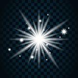 Λάμψτε εικονίδιο σπινθηρίσματος αστεριών 11a Στοκ εικόνες με δικαίωμα ελεύθερης χρήσης