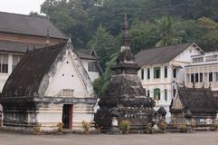 Λάος luang prabang στοκ φωτογραφίες