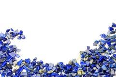 Λάπις λάζουλι λάπις λάζουλι Στοκ φωτογραφία με δικαίωμα ελεύθερης χρήσης