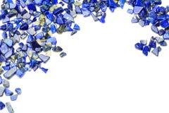 Λάπις λάζουλι λάπις λάζουλι Στοκ εικόνα με δικαίωμα ελεύθερης χρήσης