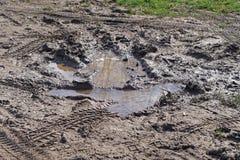 Λάσπη και ρύπος στοκ φωτογραφία με δικαίωμα ελεύθερης χρήσης